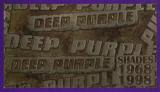 Deep Purple - Shades 1968-1998 [4CD Box-Set] (1999)