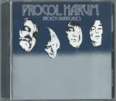 Procol Harum - Broken Barricades - 1971 (REP 4980)