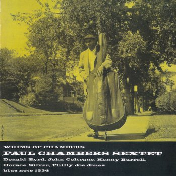 Paul Chambers - Whims Of Chambers (1957) [2010 SACD]