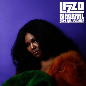 Lizzo-Big GRRRL Small World 2015