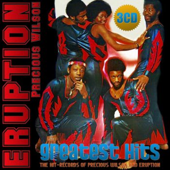 Precious Wilson & Eruption - Greatest Hits (3CD) (2007)