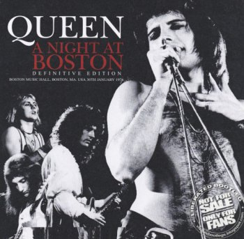Queen - A Night At Boston Definitive Edition (1976)