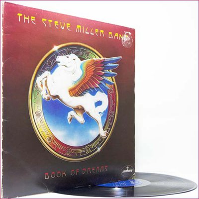 Steve Miller Band - Book of Dreams (1977) (Vinyl)