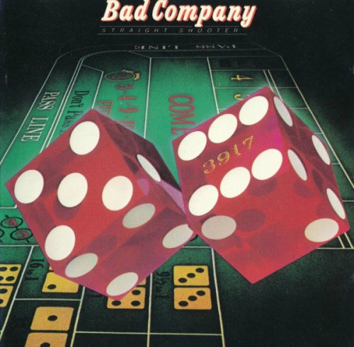 Bad Company - Straight Shooter (1975) [1988]