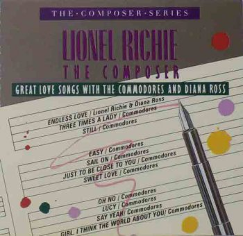 Lionel Richie - The Composer: Great Love Songs with the Commodores and Diana Ross (1985)