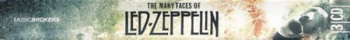 VA - The Many Faces Of Led Zeppelin - The Ultimate Tribute