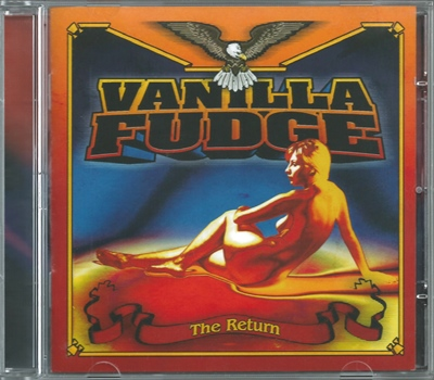 "Vanilla Fudge - ""The Return"" - 2002"