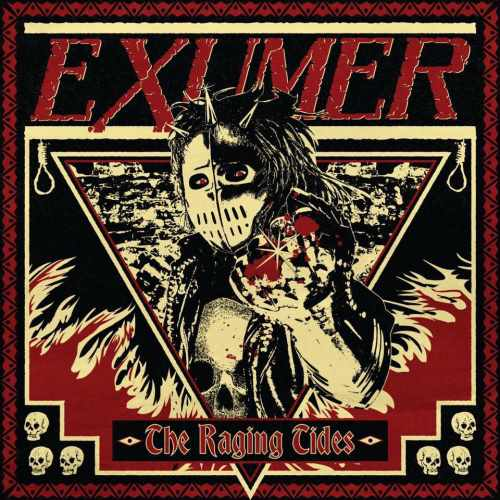 Exumer - The Raging Tides [Limited Edition] (2016)