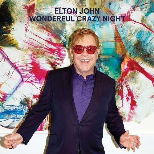 Elton John - Wonderful Crazy Night [Deluxe Edition] (2016)