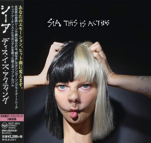 Sia - This Is Acting [Japanese Edition] (2016)