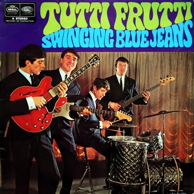 The Swinging Blue Jeans - Tutti Frutti (1964)