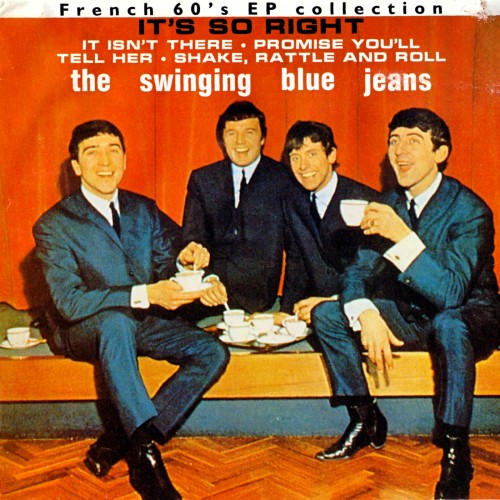 The Swinging Blue Jeans - French 60's EP (1995)