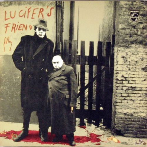 Lucifer's Friend - Lucifer's Friend (1970) [Vinyl Rip 24/192]