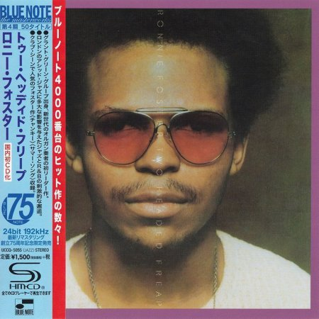 Ronnie Foster - Two Headed Freap (1972) [2014 Japan SHM-CD 24-192 Remaster]