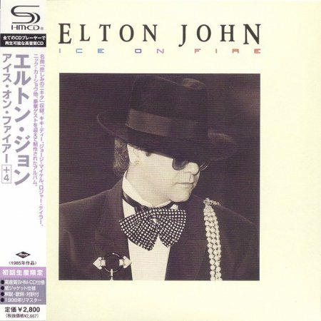Elton John - Ice On Fire [Japan SHM-CD] (2010)