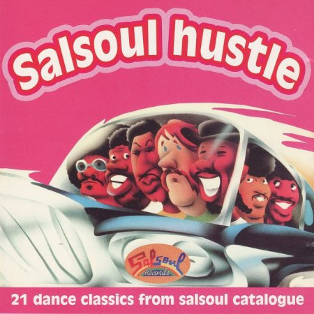 VA - Salsoul Hustle - 21 Dance Classics From Salsoul Catalogue (1998)