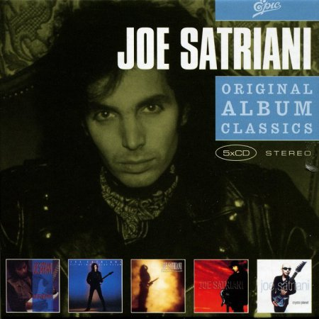 Joe Satriani - Original Album Classic (2008)