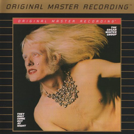 The Edgar Winter Group - They Only Come Out At Night (1972) [MFSL SACD 2005] PS3 ISO + HDTracks