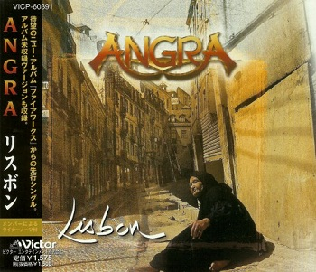 Angra - Lisbon (Japan Edition) [Single] (1998)