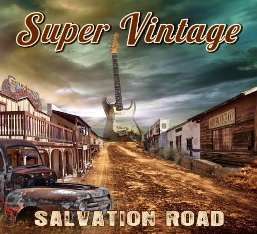 Super Vintage - Salvation Road (2015)