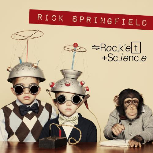 Rick Springfield - Rocket Science (2016)