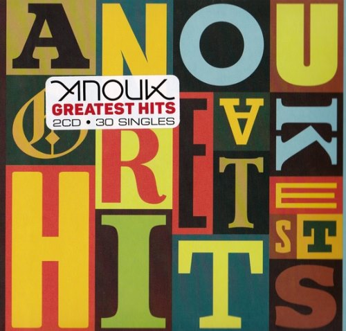 Anouk - Greatest Hits [2CD] (2015)
