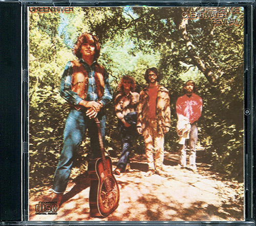CREEDENCE CLEARWATER REVIVAL «Discography» (22 x CD • Fantasy, Inc. • 1968-2002)