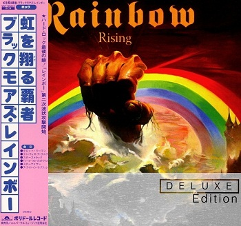 Rainbow - Rising (Deluxe Japan Edition) (2011)