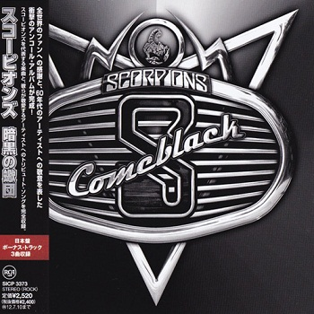 Scorpions - Comeblack (Japan Edition) (2012)