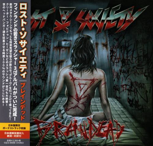Lost Society - Braindead [Japanese Edition] (2016)