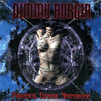 Dimmu Borgir - Puritanical Euphoric Misanthropia (Korean Edition) (2001)
