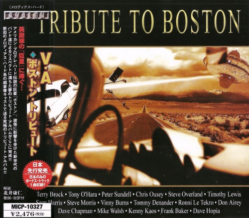 VA - Tribute To Boston (2002)