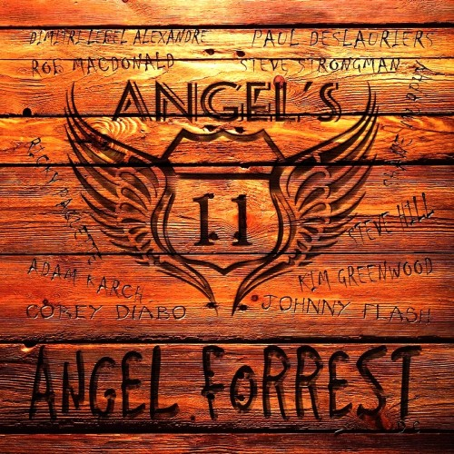Angel Forrest - Angel's 11 (2016)