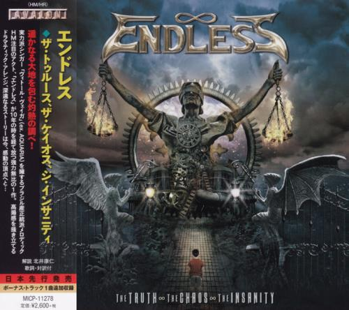 Endless - The Truth, The Chaos, The Insanity [Japanese Edition] (2016)