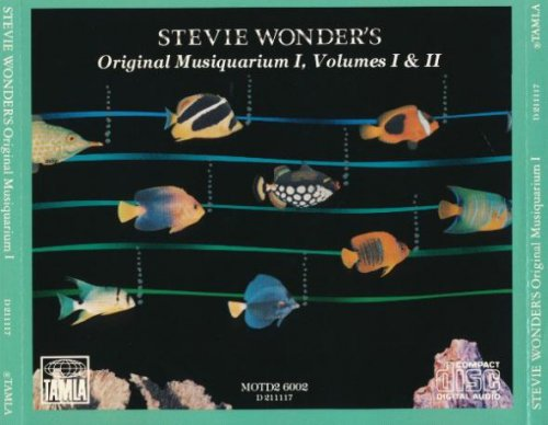 Stevie Wonder - Stevie Wonder's Original Musicquarium I, Volumes I & II (1984)