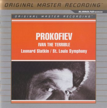 Leonard Slatkin, St. Louis Symphony - Sergei Prokofiev: Ivan The Terrible (1979) [2003 SACD + HDtracks]