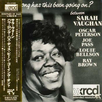 Sarah Vaughan - How Long Has This Been Going On? (1978) [2003]