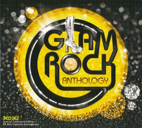 VA - Glam Rock Anthology (2012)