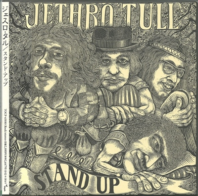 Jethro Tull - Stand Up - 1969 (TOCP-65880)