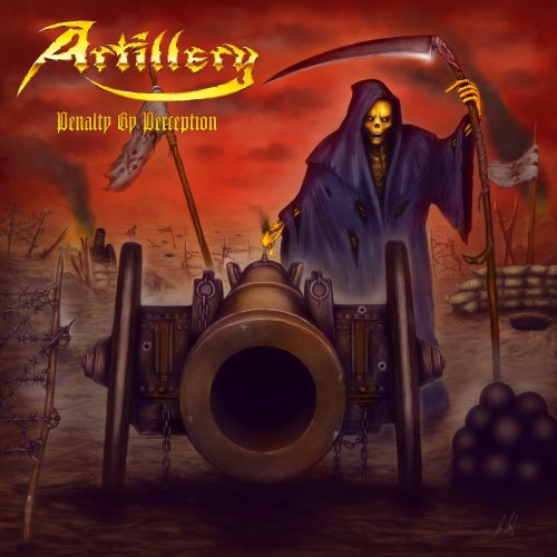 Artillery - Penalty By Perception [Limited Edition] (2016)