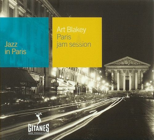 Art Blakey - Jazz in Paris: Paris Jam Session (1959/2000)