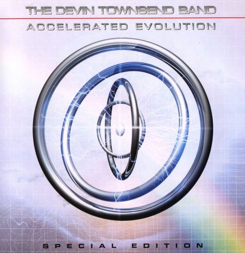 The Devin Townsend Band - Accelerated Evolution [2CD] (2003)