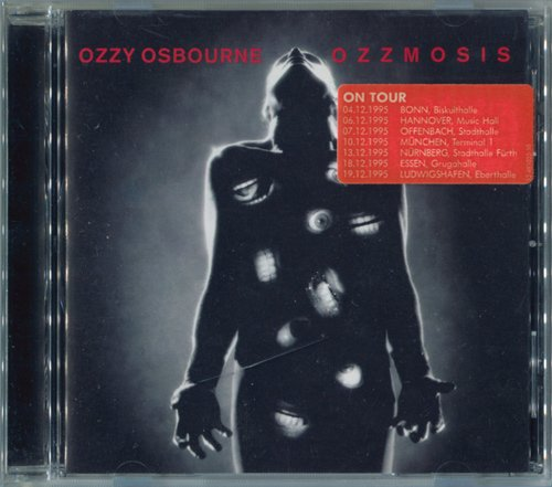 OZZY OSBOURNE «Discography» (25 x CD • Epic Records • 1980-2010)