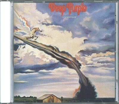 Deep Purple - Stormbringer - 1974 (USA. Friday Music)