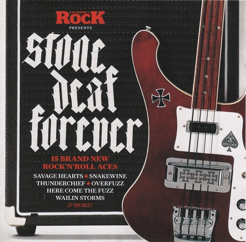 Various Artists - Stone Deaf Forever (2016)
