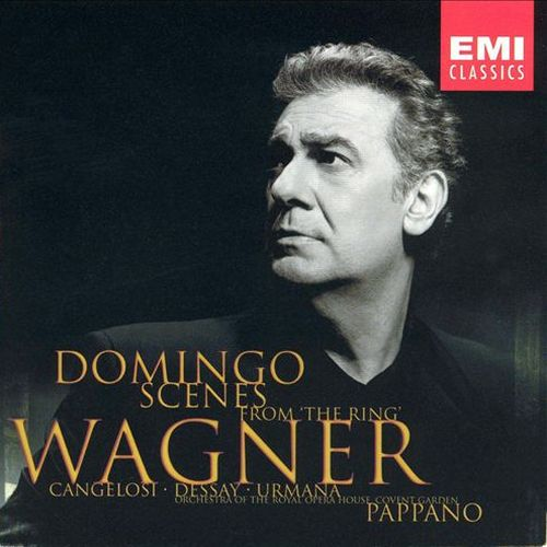 Placido Domingo, Antonio Pappano - Wagner: Scenes from the Ring (2002)