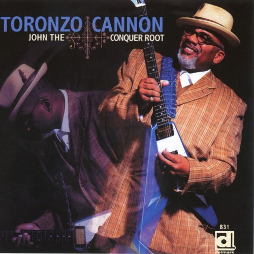 Toronzo Cannon - John The Conquer Root (2013)