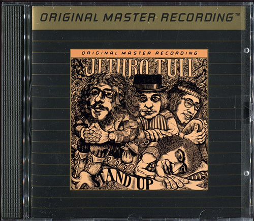 JETHRO TULL - Gold Collection 1969-1985 (9 x 24Kt Gold CD + bonus • Issue 1988-2014)
