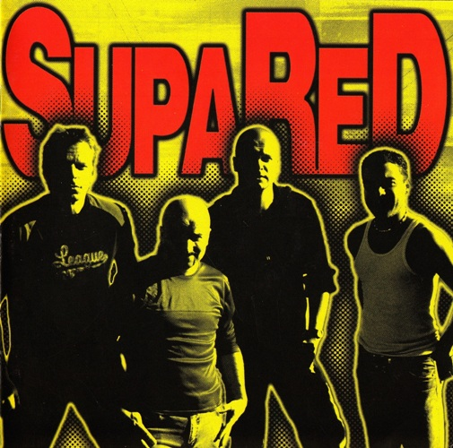 SupaRed - SupaRed (2003)