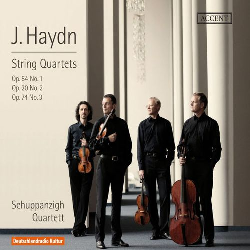 Schuppanzigh Quartet - Haydn: String Quartets, Vol. 3 (2013)